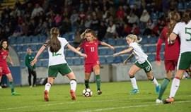Portugal vence Irlanda em jogo de preparação
