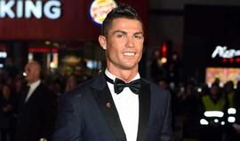 Cristiano Ronaldo dedicado aos negócios