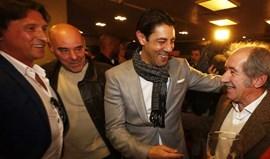 Carlos Manuel celebra os 60 anos junto dos amigos