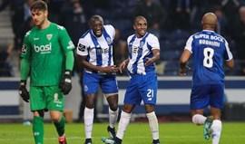 A crónica do FC Porto-Tondela, 1-0: Ofertas preciosas