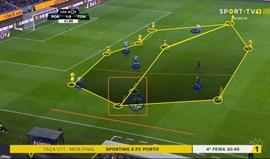 FC Porto-Tondela visto à lupa: Sulley destapou a bola