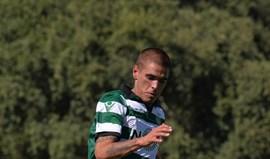Ac. Viseu-Sporting B, 1-1:  Ricardo Almeida deu empate aos leões já perto do final