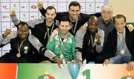 Sporting conquista Taça de Portugal