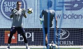 Guarda-redes João Costa emprestado pelo FC Porto ao Gil Vicente