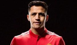 Oficial: Alexis Sánchez assina pelo Manchester United