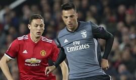 Benfica cai para 30.º na lista dos clubes mais ricos liderada pelo United
