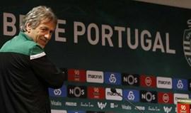Jorge Jesus tem a mala feita até sábado: «O Fernando é que acertou...»