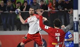 Eslovénia com o leão Matevz Skok supera Espanha no Europeu da Croácia