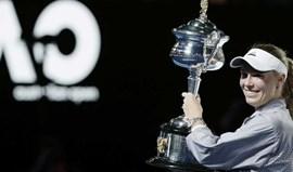 Carolina Wozniacki vence primeiro título no Grand Slam