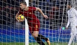 Chelsea oferece 30 milhões à Roma por Dzeko