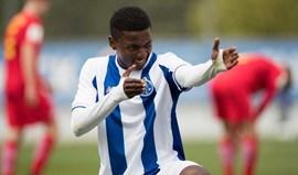 FC Porto triunfa com póquer de Junior Maleck