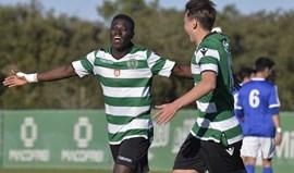 Sporting supera Belenenses com golo nos descontos