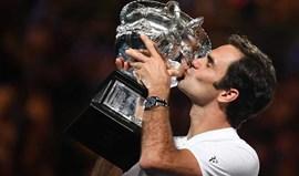 Roger Federer vence Open da Austrália e faz história