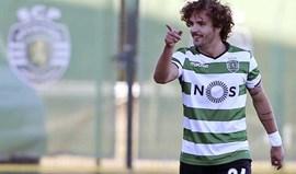 Sporting B-Real, 2-1: Bis de Rafael Barbosa acaba com jejum dos leões