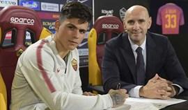 Jonathan Silva: «Estou muito feliz por me juntar à Roma»