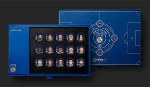 Há um português nos candidatos à equipa do ano no FIFA 18
