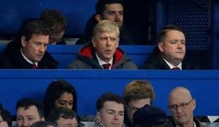 Um jornalista chamado... Arsène Wenger?