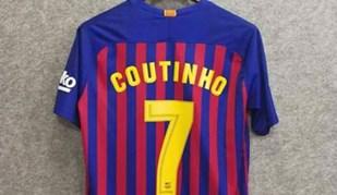 Será esta a verdadeira camisola do Barcelona para a próxima temporada?