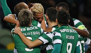 As notas dos jogadores do Sporting frente ao Aves: houve relâmpago, trovão e... faísca