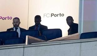 Waris já segue o 'seu' FC Porto