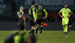 As notas dos jogadores do Sporting frente ao V. Setúbal