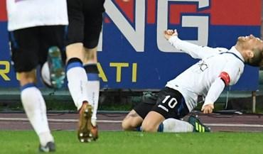 Atalanta elimina Nápoles e avança para as 'meias' da Taça