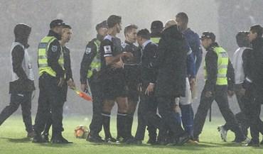 A revolta de Sérgio Conceição para com a equipa de arbitragem