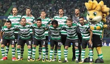 Sporting: os três reforços garantidos e dois possíveis onzes de fazer inveja