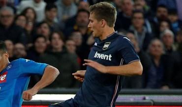 Juventus garante Dennis Praet mas deixa médio na Sampdoria até final da época