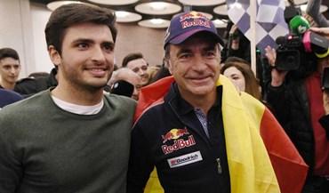 Carlos Sainz Jr vai ao Rali de Monte Carlo