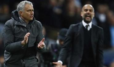Já são 12 os craques que foram treinados por Mourinho e Guardiola