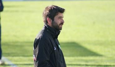 Luís Freire: «São 80 equipas para dois lugares e sabemos das dificuldades»