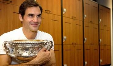 Roger Federer: «O conto de fadas continua»