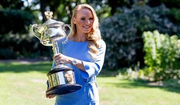 Ranking WTA: Wozniacki sobe ao topo após vencer Open da Austrália
