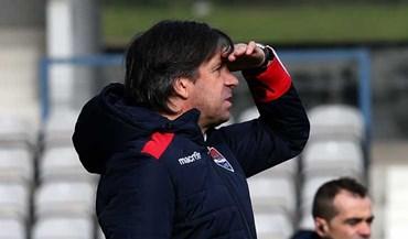 Gil Vicente deixou de marcar desde que promoção foi garantida