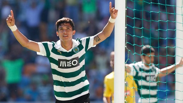 Montero de regresso ao Sporting