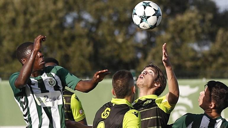 Sporting multado por usar bola errada