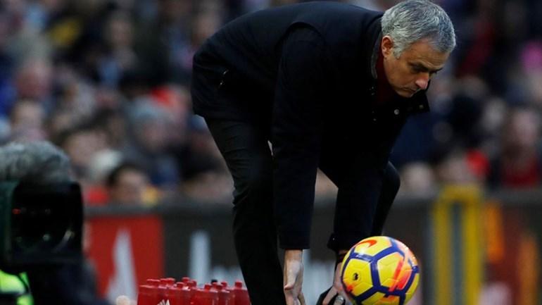 Manchester United teme que José Mourinho saia no fim da temporada