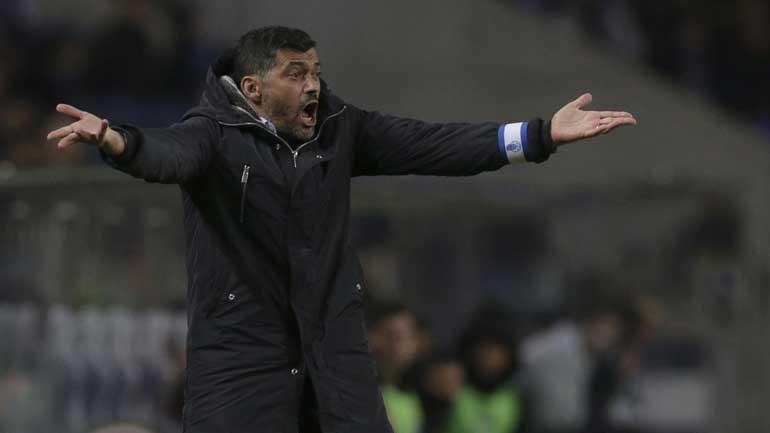 Sérgio Conceição diz que não queria ofender Rui Vitória