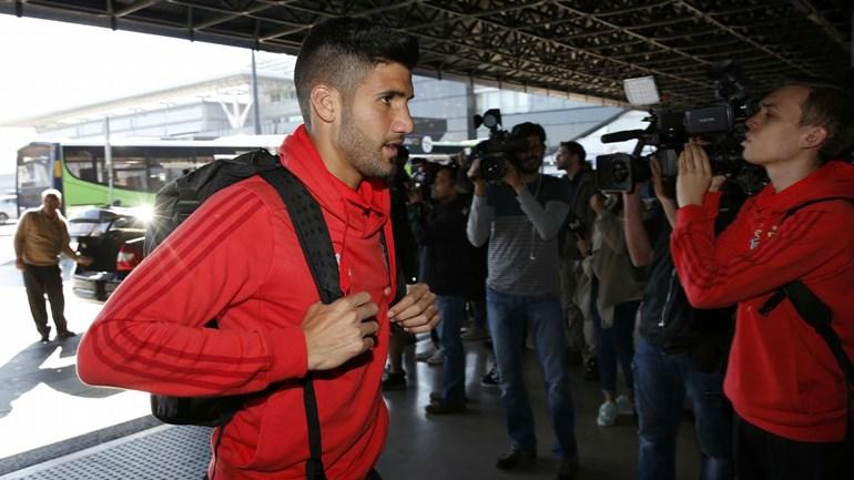 Benfica: Lisandro a caminho do Inter de Milão
