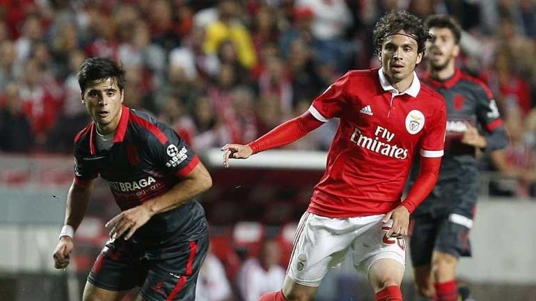 SC Braga-Benfica, 1-3 — Resultado Final