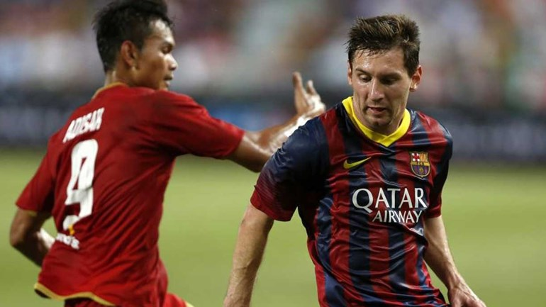 Real Madrid tentou contratar Messi em 2013 — Revelação