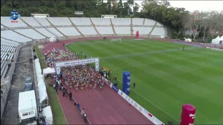 Corrida Allianz com os Campeões animou o Jamor