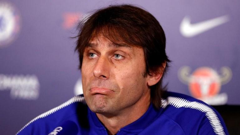 Antonio Conte 'out', Massimiliano Allegri 'in — Chelsea