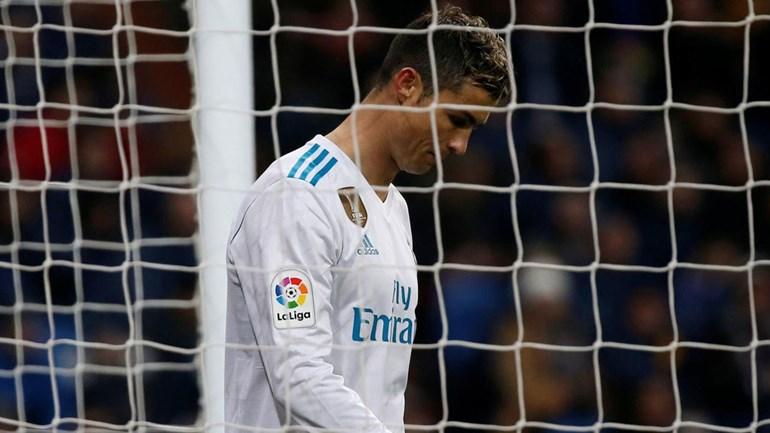 Ronaldo quer voltar ao Manchester United