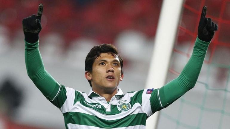 Os dois ataques de luxo do Sporting com a chegada de Montero