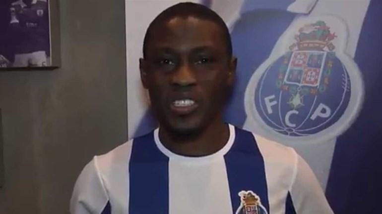 Reforço do FC Porto apresenta-se aos adeptos