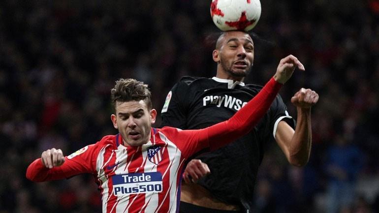 Sevilha-Atlético Madrid: Tira-teimas na Taça do Rei