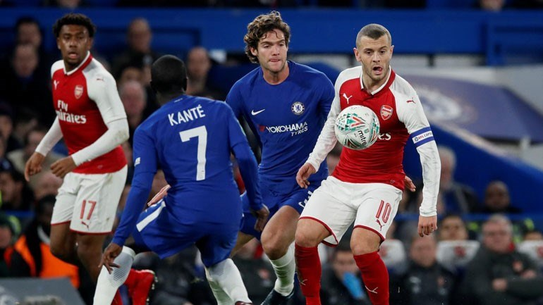 Arsenal bate Chelsea e enfrentará City na final