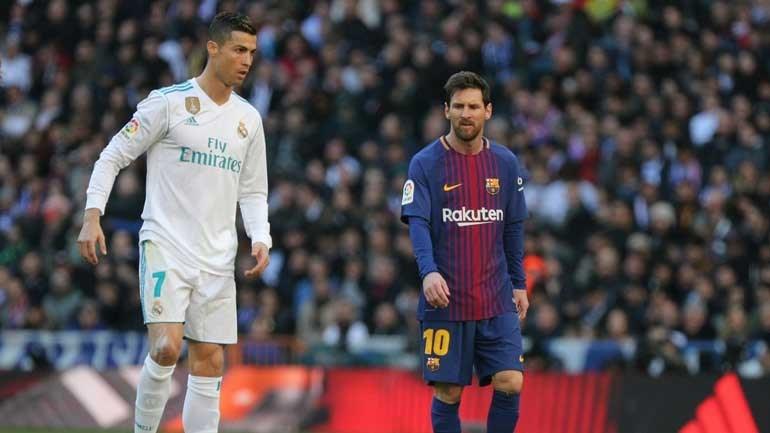 Saída de Cristiano Ronaldo do Real Madrid depende de contratação de Neymar